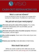 Cash-Out Refi 101