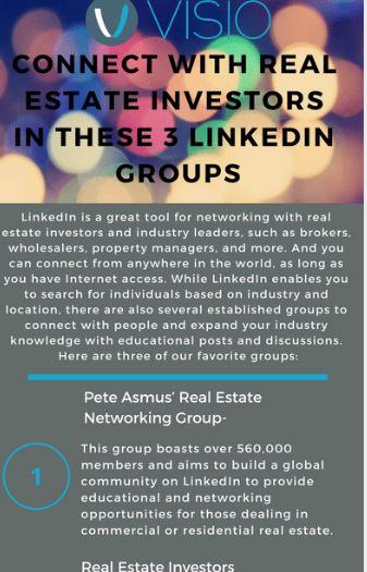 Networking on LinkedIn