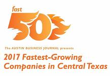 Fast 50 logo - color
