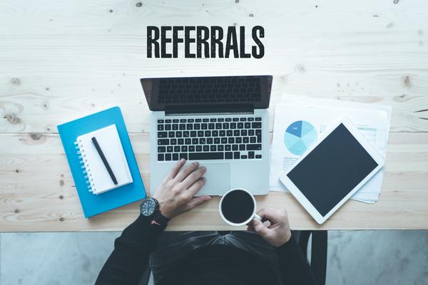 Referral Program Platform