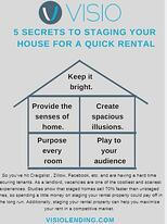 How to Stage a Rental Property