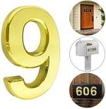 brass mailbox numbers