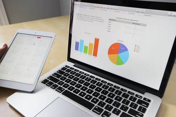 Email Marketing on Mac Laptop